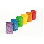Grapat Wool Coloured Cups with Lids