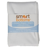 Smart Bottoms Dream Diaper Insert 2 Pack