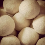 Moss Creek Wool Works Pure Wool Dryer Ball