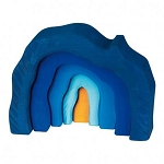 Gluckskafer Grotto Blue (5pcs)