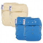 GroVia O.N.E Diaper 4 pack