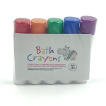 Happy Hippo Bath Crayons