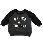 Portage & Main Youth Sweatshirt - Raised at the Rink