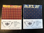 Beeswax & Cotton Food Wraps - Medium Set