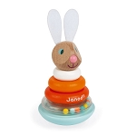 Janod - Bunny Rabbit Roly Poly