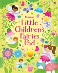 Usborne Books Little Children's Fairies Pad
