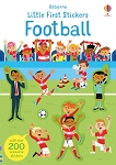 Usborne Books Little First Stickers Football