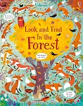 Usborne Books - Look and Find in the Forest