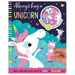 Always Hug a Unicorn Board Book - Read and Play