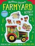 Balloon Stickers: Farmyard Activity Book