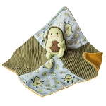 Mary Meyer Yummy Avocado Character Blanket – 13×13