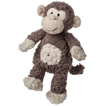 Mary Meyer Putty Nursery Grey Monkey