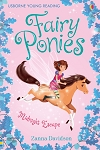 Usborne Books - Fairy Ponies Midnight Escape