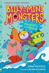 Usborne Books - Billy and the Mini Monsters – Monsters to the Rescue