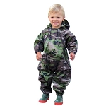 Muddy Buddy Waterproof Coveralls - 2T Size