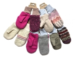 Nooks Design - Upcycled Wool Mittens