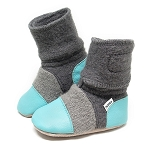 Nooks Design Felt Wool Booties