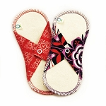 Oko Creations Mini Panty Liners (2 pack) *OLD STYLE*