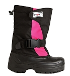 Stonz Trek Winter Bootz - Black/Pink