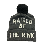 Portage & Main Raised at the Rink Toque