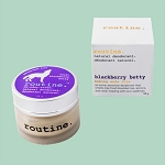 Routine 'Blackberry Betty' Deodorant *Baking Soda Free