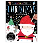 Make Believe Ideas - Scratch & Sparkle Christmas Activity Book