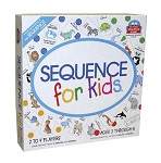 Sequence for Kids Trilingual Card Game
