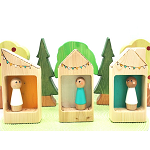Meadowlark Toy Company - Snug House