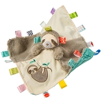 Mary Meyer Molasses Sloth Character Blanket – 13×13