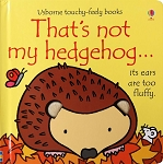 Usborne Books That's Not My Hedgehog