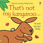 Usborne 'That's Not My Kangaroo' Book