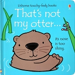 Usborne Books That's Not My Otter