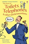 Usborne Books - Toilets, Telephones & Other Useful Inventions