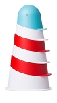 Ubbi Lighthouse Stacking Cups