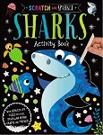 Scratch and Sparkle: Sharks Activity Book
