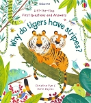 Usborne Lift the Flap Why Do Tigers Have Stripes Board Book