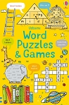 Usborne Books Word Puzzles and Games