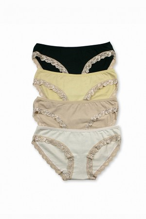 Cake Maternity Cotton Knicker 4 Pack