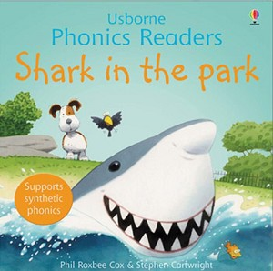 Usborne 'Shark in the Park' Book