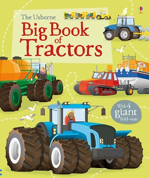 Usborne 'Big Book of Tractors'