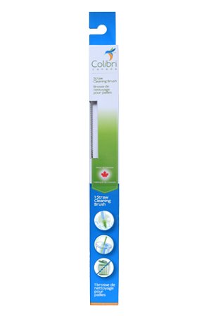 Colibri Reusable Straw Cleaning Brush