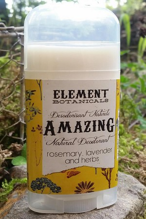 Element Botanicals Amazing Natural Deodorant
