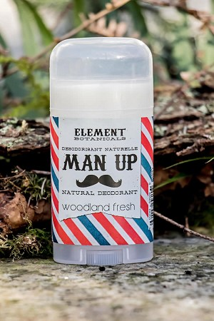Element Botanicals Man Up Deodorant
