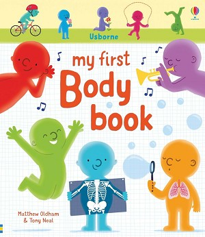 Usborne 'My First Body' Book