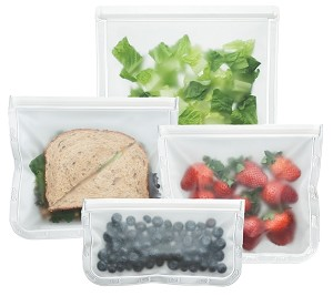 (re)Zip 4-pack Seal Food Storage Kit