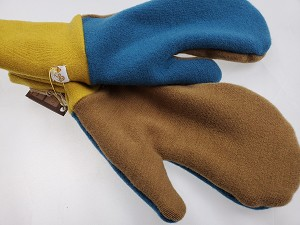 Bumby Wool Mitts - Adult