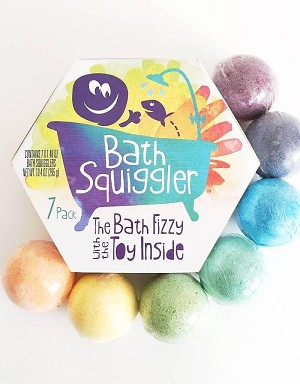 Loot Squiggler Gift Pack (Bath Bombs)