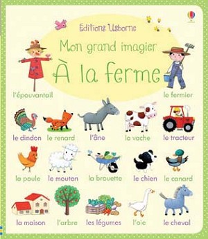 Usborne French Title Books